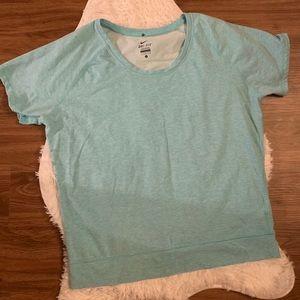 Nike Short Sleeved Sweatshirt